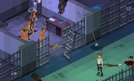 prisioneiros dead maze