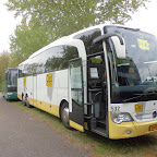 Mercedes Travego van Oad reizen bus 532