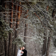 Wedding photographer Konstantin Trostnikov (KTrostnikov). Photo of 14.12.2015