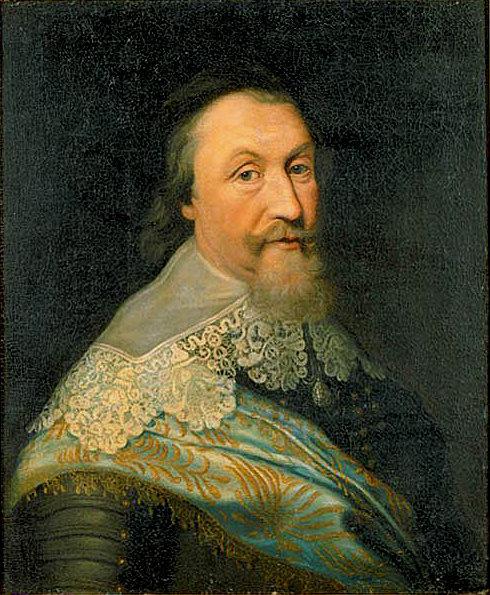 Axel Oxenstiern, 1635