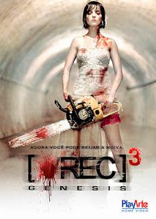Filme Poster REC 3 - Gênesis DVDRip XviD Dual Audio & RMVB Dublado