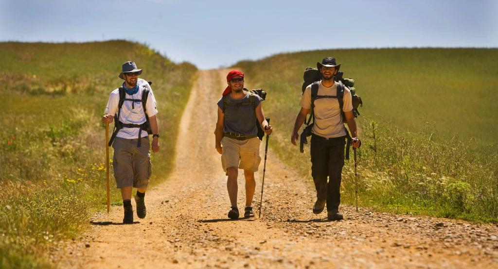 Mimar y atender a los peregrinos