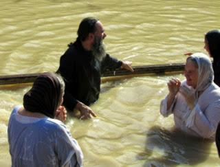 Туры для паломников в Израиле. Крещение в Иордане. Каср Эль яхуд. Гид в Израиле Светлана Фиалкова