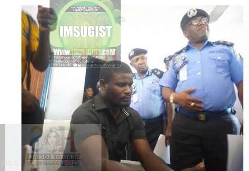Zenith Bank robbery: imsu graduate arrested