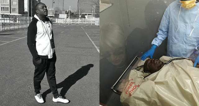 Another Nigerian Man Beaten To Death By Policemen In South Africa (Photos)