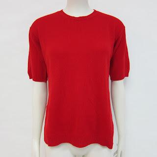 *SALE* Prada Side Button Sweater