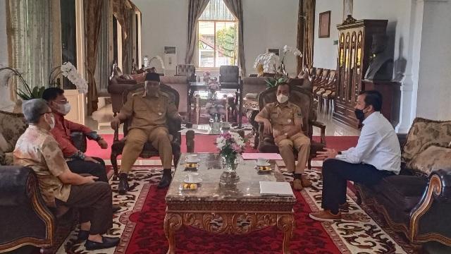 Gubernur Dukung Pemerataan Akses BBM ke Pelosok Melalui Pertashop