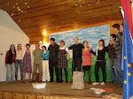 Gledališka skupina Smreka na 10. srečanju DUPŠ na Vrhpolju pri Moravčah