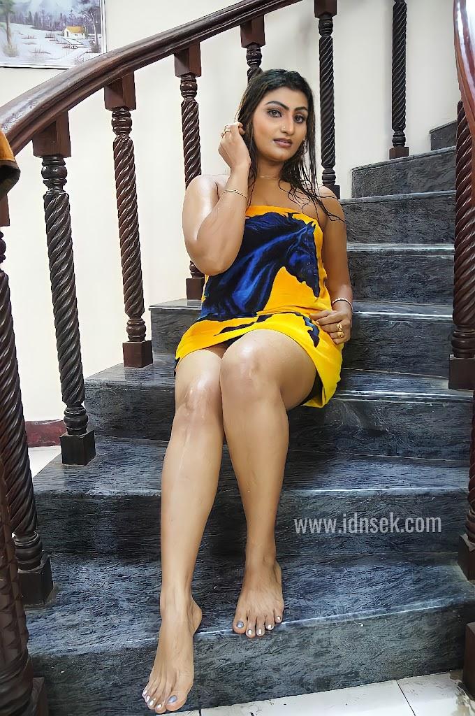 South Indian Actress Babilona HD Photos
