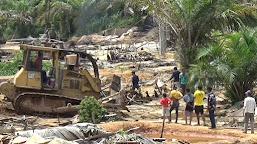 Aparat Gabungan Kembali Tutup Paksa Ribuan Sumur Minyak Ilegal Drilling di Bajubang