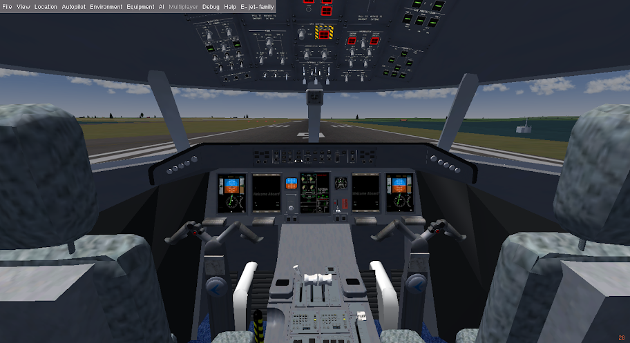 flightgear forum u2022 view topic embraer 170 development new release rh forum flightgear org Audi TT Smart Cockpit 777