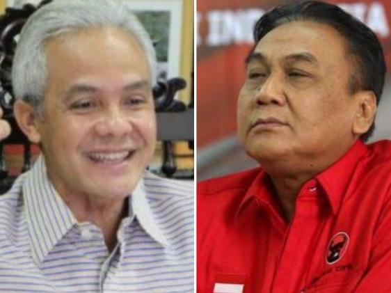 Soal Sebutan 'Celeng' di PDIP, Ganjar Pranowo Malah Bilang Begini