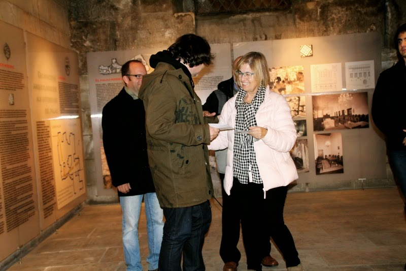 Entrega Premis 1r Concurs Fotografia Castellera Diada Sant Miquel  13-11-14 - IMG_6694.JPG