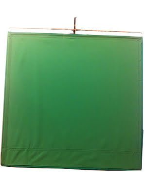 Chroma Green Floppy 48x48 (1,2x1,2m)