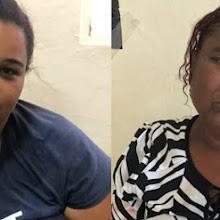 VICENTE NOBLE: Mujeres se enfrentan con armas blancas, por pelea entre sus hijos menores.