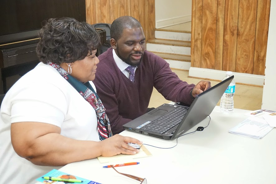 Technology Workshop for Matured Professionals 3