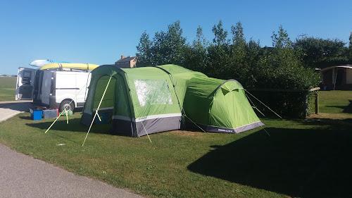 Camping  at BAGWELL FARM