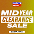 MID YEAR CLEARANCE SALE | 21 JUNE 2021 -27 JUNE 2021