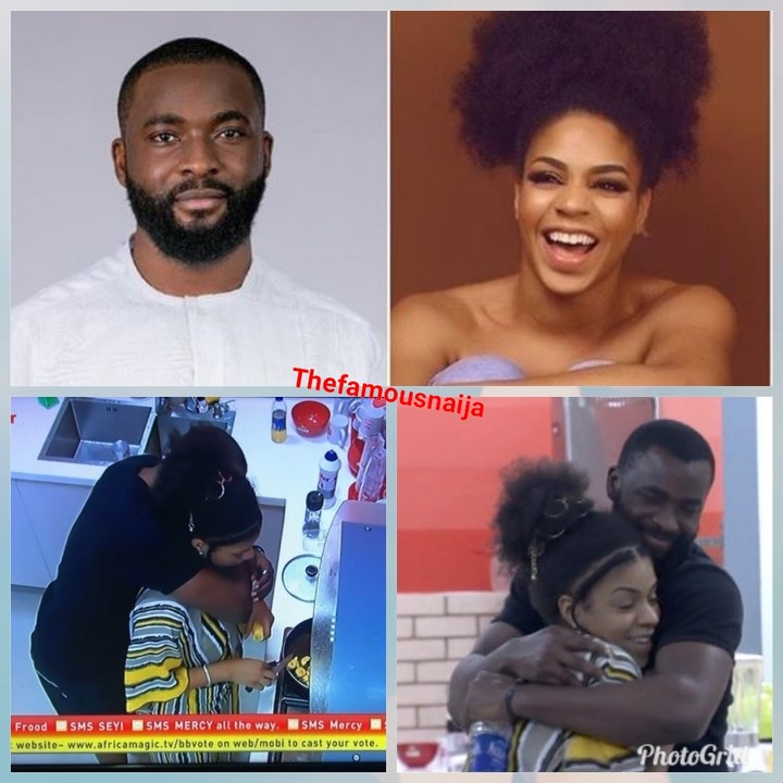 BBNaija: Gedoni Flirts With Venita, Khafi's Fans Call Him 'Dog, Playboy' (Photos