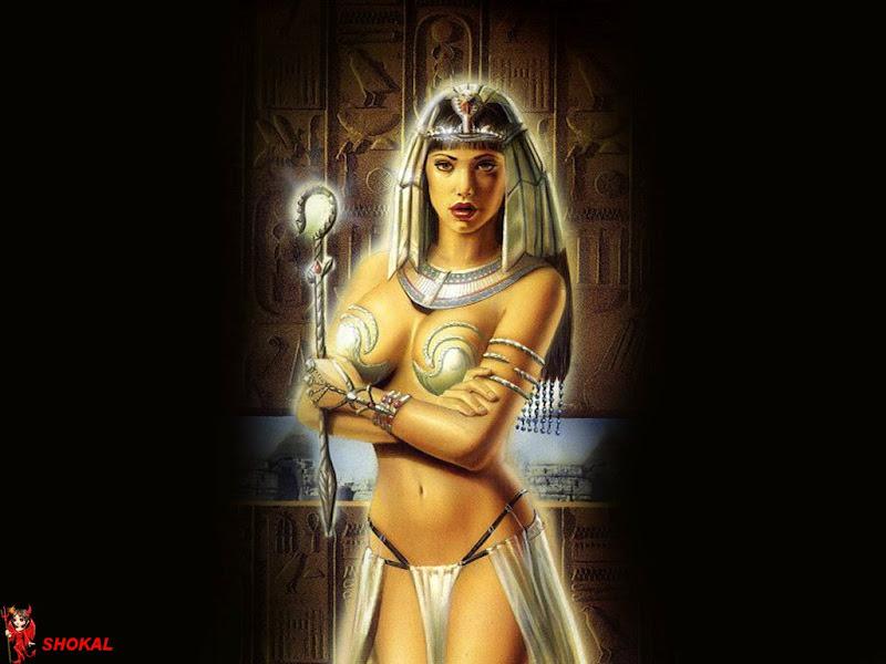 Egypt Goddess, Egyptian Magic