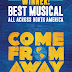 REVIEW OF APPLE TV ROUSING, UPLIFTING MUSICAL ABOUT THE 9/11 BOMBINGS, 'COME FROM AWAY'