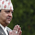 King Shah said: It is too late to review the current politics