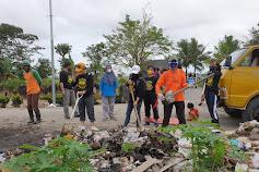 Mantap, Gotong Royong Hari Jumat di Kel. kanyuara Berhasil Kumpulkan 120 Ton Sampah