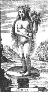 Goddess Ziva Image