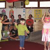 Cirkus på förskolan 2009