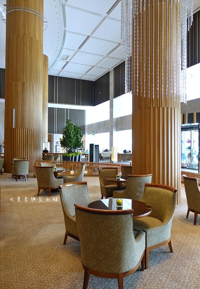 25 香格里拉台南遠東國際飯店醉月軒 cafe 茶軒 餐飲