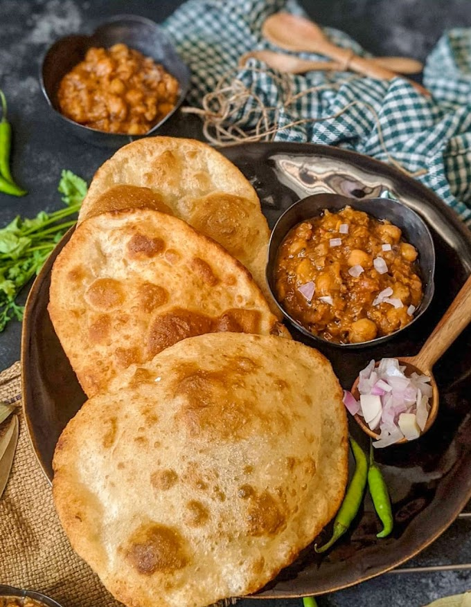 Chole Bhature Recipe | Breakfast Care