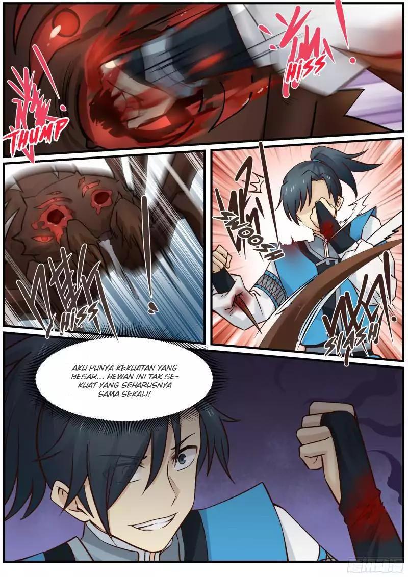 Baca Komik Martial Peak Chapter 21 Bahasa Indonesia Page 12 Komik Mama