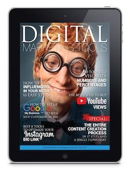 June 2021 Digital Marketing Tools, Digital Marketing, Digital Marketing Tools magazine, Digital Marketing Tools PDF, DigitalMarketingTools.com, Digital Marketing Agency