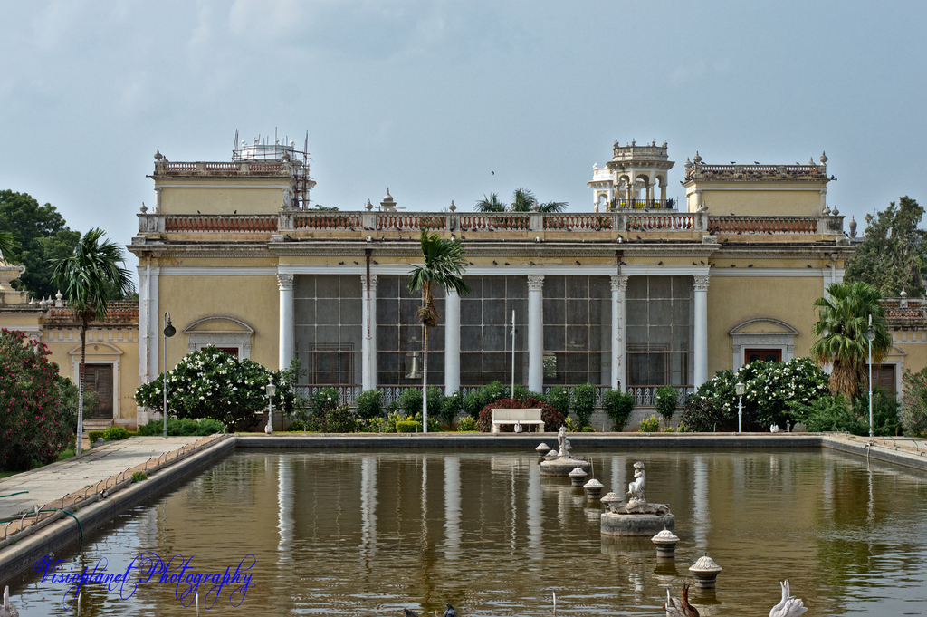 The palace by Sudipto Sarkar on Visioplanet