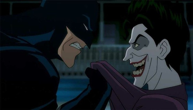 Batman The Killing Joke Rating R Dewasa