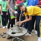 Making Kalash (Grade 7) 19.10.2016