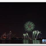 Singapore Fireworks Festival 2006 - France