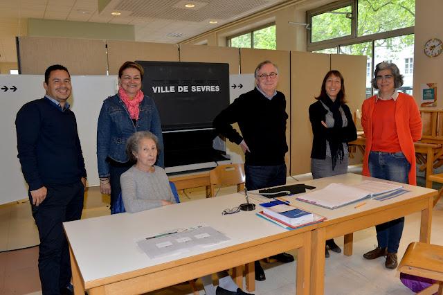Mairie - Election présidentielle - Résultat 2nd tour