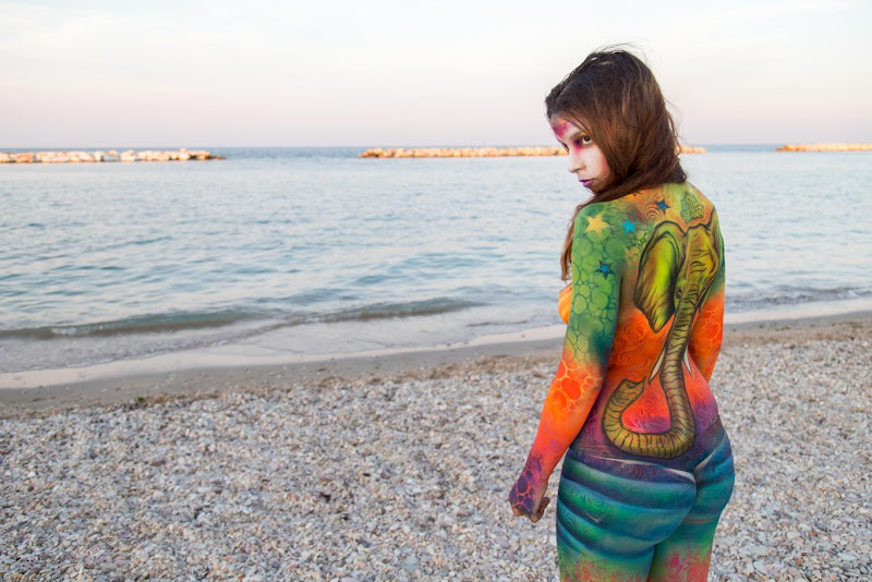 IMG_5126 Color Sea Festival Bodypainting 2018
