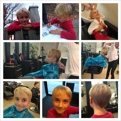 POD: Hair Cut Collage