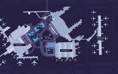 Terminal 2 LHR