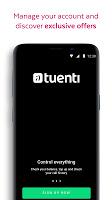 screenshot of Tuenti