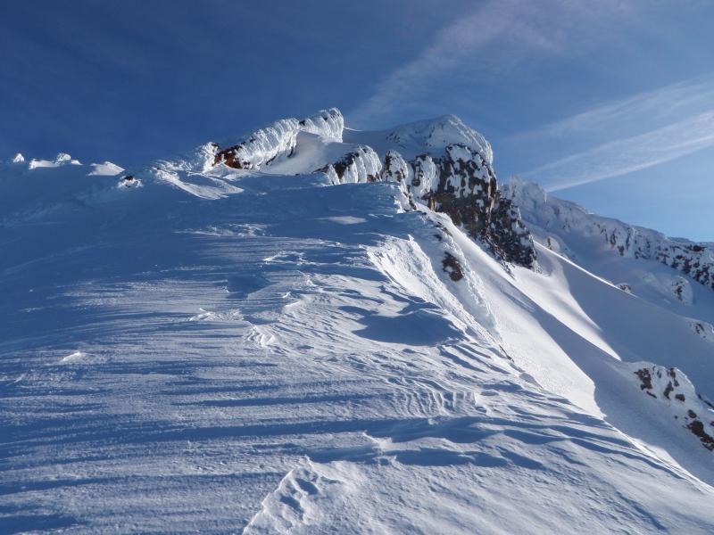 Mount Shasta • Casaval Ridge