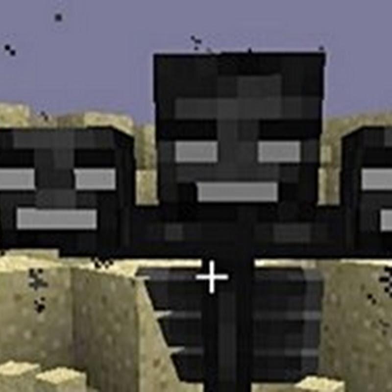Minecraft So Rufen Sie Einen Wither Herbei Und Töten Ihn Guide - Minecraft bogen spiele