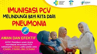 Kabar Baik, Karawang Berikan Imunisasi PCV Untuk Bayi Secara Gratis