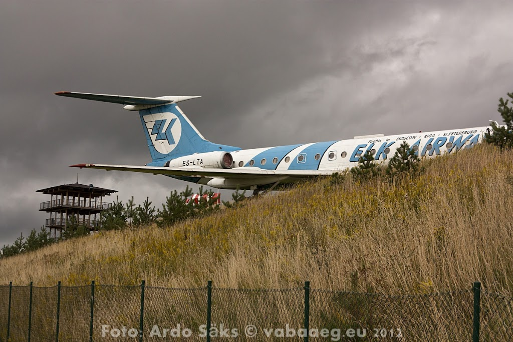 23.08.12 Eesti Lennundusmuuseumi eksponaadid 2012 - AS20120823LENNUK_003V.JPG