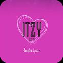 ITZY Lyrics (Offline) icon
