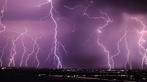 Lightning Storm Over the Snake River Valley, Idaho.jpg