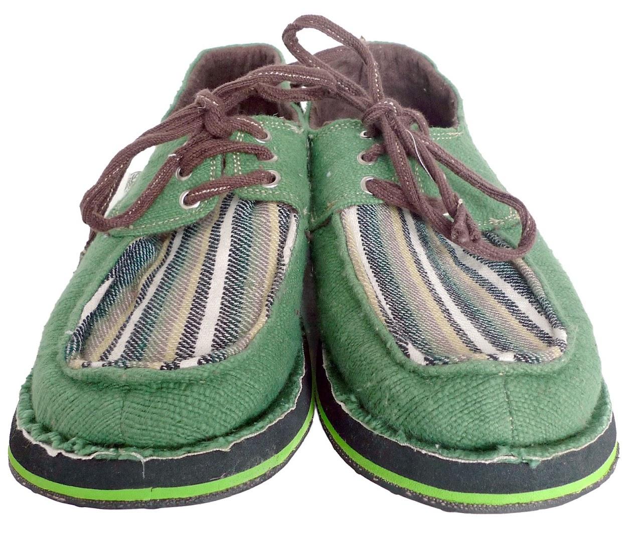 # soleRebels 非洲色彩圖騰帆船鞋:阿比西尼亞麻編織系列! 3