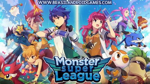 Monster Super League Imagem do Jogo